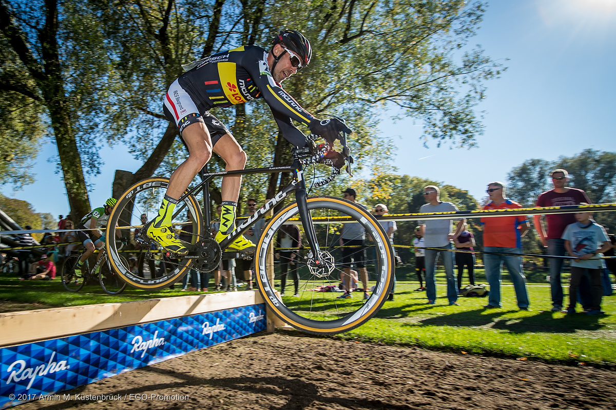Interview mit Wolfram Kurschat zum Start der Cyclocross Saison